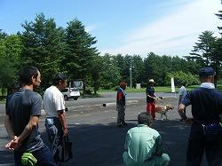 野辺地町の柴崎牧場で当チームの親睦会を開催しました。