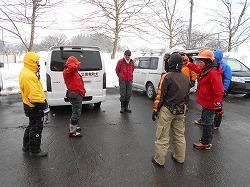 秋田県冬季防災訓練に参加しました(秋田県羽後町および五輪坂スキー場)。