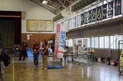 筒井地区防災訓練に参加しました(青森市)。