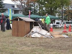 仙台市宮城野区福住町第11回防火・防災訓練に参加しました。