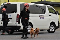 八戸市総合防災訓練に参加しました(八戸市)。