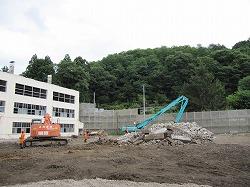 災害救助犬ネットワークと瓦礫捜索など合同訓練を行いました(岩手県二戸市)。