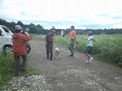 岩手県滝沢村の合同訓練に参加しました。