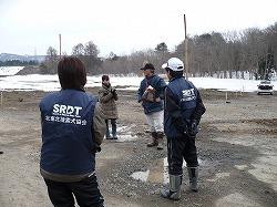 第2回合同訓練を実施しました(青森市月見野森林公園)。