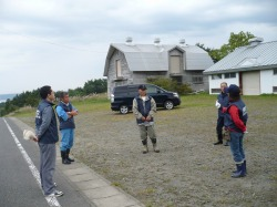 第7回合同訓練を実施しました(上北郡野辺地町柴崎牧場)。