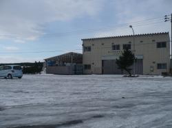 第1回、第2回合同訓練を実施しました(三沢市三沢漁港倉庫内とその周辺)。